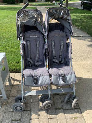 Double umbrella stroller - Maclaren for Sale in Park Ridge, IL