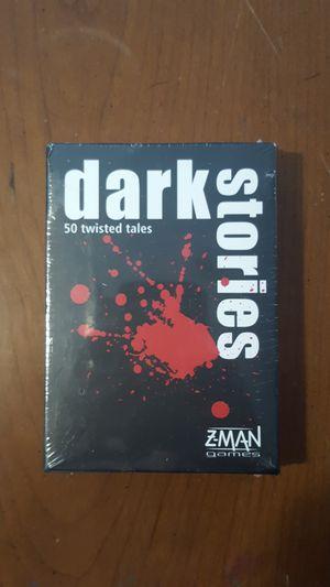 Z-Man games, Dark Stories for Sale in Phoenix, AZ
