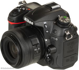 D7000 Nikon DSLR - with 80-200 f/2.8 AFD for Sale in Chandler, AZ