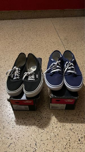 Vans Shoes size 10 for Sale in Jurupa Valley, CA
