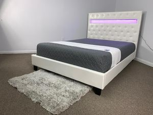 Cama LED .. LED Bed frame for Sale in Miami, FL