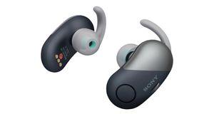Sony - WF-SP700N Sport True Wireless Noise Cancelling Earbud Headphones for Sale in Grand Prairie, TX