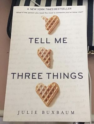 Tell Me Three Things-Julie Buxbaum for Sale in Beverly Hills, CA