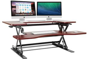 Halter ED-258 Elevating Desktop sit stand desk for Sale in Mercer Island, WA