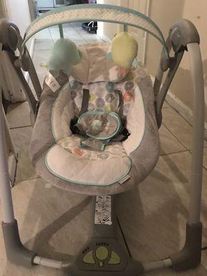 ~*~*~NEW GENDER NEUTRAL BABY SWING~*~*~ for Sale in Virginia Beach, VA