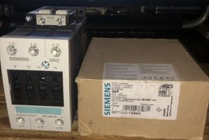Brand New Siemens 3RT1033-1BB40 3RT10331BB40 Sirius Contactor And Motor-Starter for Sale in Silver Spring, MD