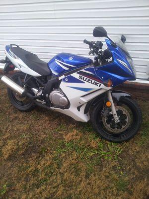 2007 suzuki motorcycle in good condition for Sale in Nashville, TN