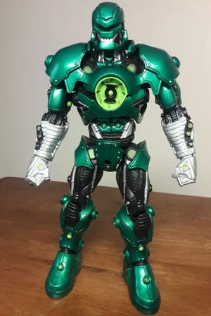 Green Lantern Stel Action Figure dc comics classics toy for Sale in Marietta, GA
