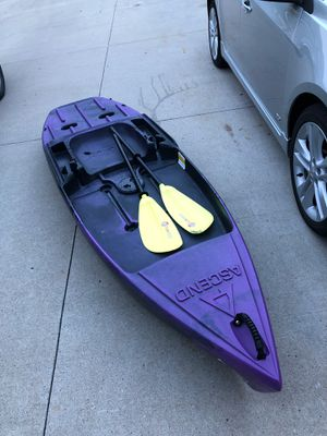 Ascend kayak for Sale in Monroe, IA