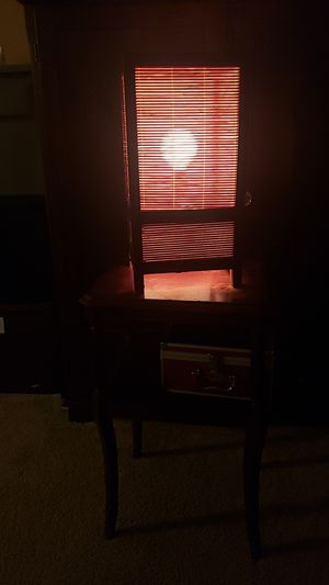 Wood Bamboo Lamp for Sale in Fort Worth, TX