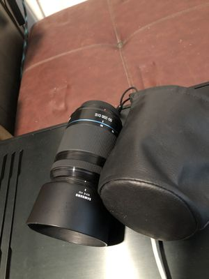 Samsung 50-200 mm f/4-5.6 Lens for Sale in Los Angeles, CA