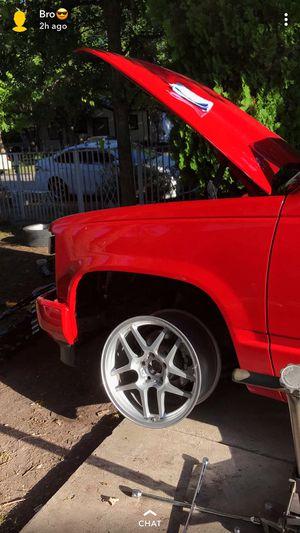 C5 Z06 wheels for Sale in Dallas, TX