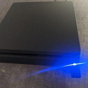 PS4 BUNDLE W/ MONITOR for Sale in Warren, MI