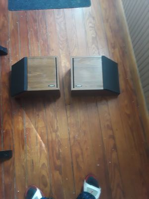 bose bookshelf speakers for Sale in Webster, MA