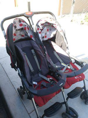 Double stroller for Sale in Stockton, CA