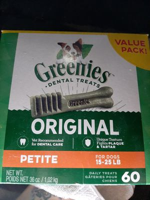 Greenies for Sale in Los Angeles, CA