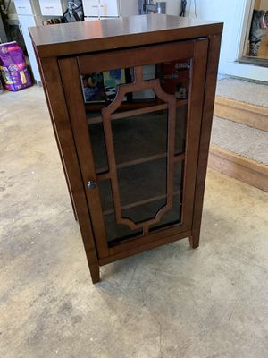 Wine holder or side table for Sale in Wilsonville, OR