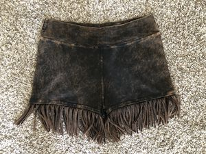 Fringe shorts. Size Large for Sale in Wheat Ridge, CO