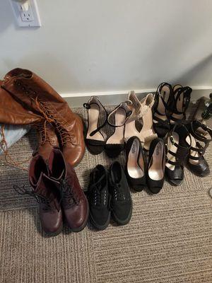 Shoe bundle for Sale in Burbank, CA