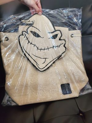 ❤Loungefly Oogie Boogie Nightmare before Christmas Backpack for Sale in Colton, CA
