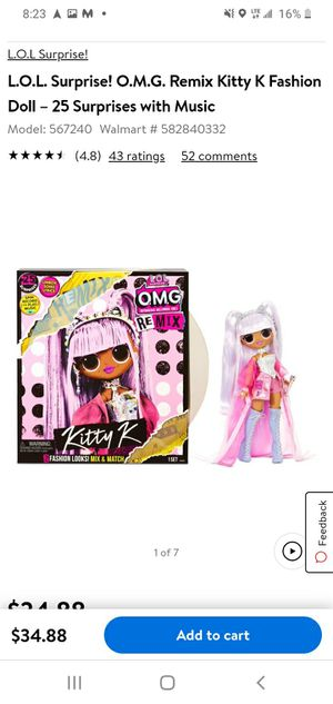 LOL OMG AND OMG REMIX DOLLS for Sale in Los Angeles, CA