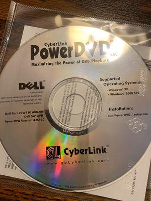 CyberLink Power DVD for Sale in Quincy, IL