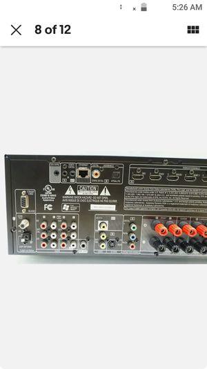 Denon integrated network av 7.1 receiver avr-2112ci for Sale in Montclair, CA