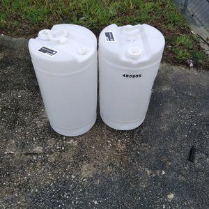 15 Gallon barrels for Sale in Miami, FL