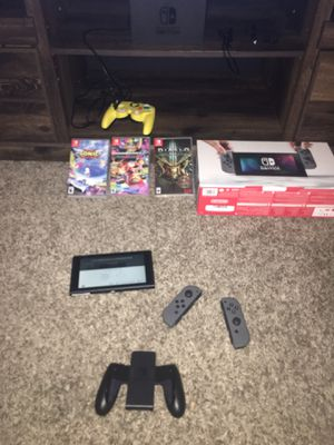Nintendo Switch Bundle for Sale in Irvine, CA