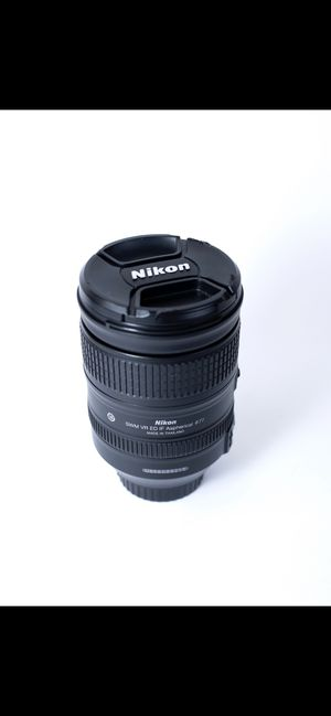 NIKKOR LENS 28mm/300mm for Sale in Fort Lauderdale, FL