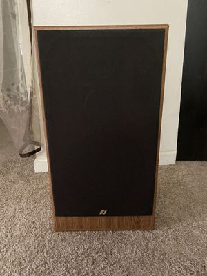 Vintage speakers. Collectible, for parts. for Sale in Lakewood, CO