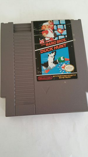 Nintendo Super Mario Plus Duck Hunt good condition for Sale in San Diego, CA