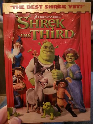 Shrek The Third DVD for Sale in Portland, OR