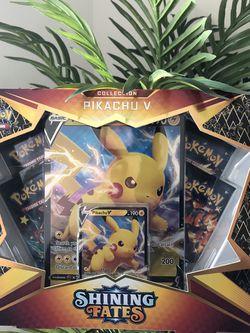 Pikachu Shining Fates Box for Sale in Hialeah,  FL