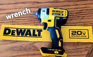 DEWALT 20-Volt MAX Lithium-Ion 3/8 in. Cordless Compact Impact Wrench (Tool-Only for Sale in Fort Lauderdale, FL
