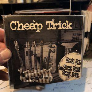 rare CHEAP TRICK cd for Sale in Cerritos, CA