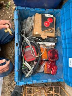 Miscellaneous lights And Mercedes parts for Sale in Riverside, CA
