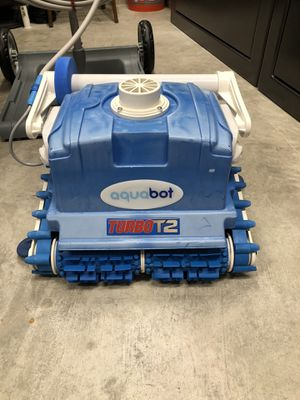 Aquabot Turbo T2 Pool Cleaner for Sale in Manchester, MO