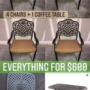 Brand New Patio Furniture for Sale in Bloomington, CA