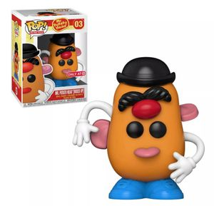 Funko Pop Retro Toys MR. POTATO HEAD (Mixed Up) #03 Target Exclusive Vinyl Figure Collectible Toy Doll for Sale in San Diego, CA