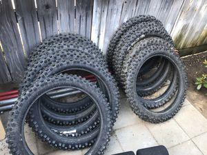 "Dirt bike tires 20"" for Sale in Clovis, CA"