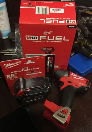 Milwaukee impact wrench for Sale in Bakersfield, CA