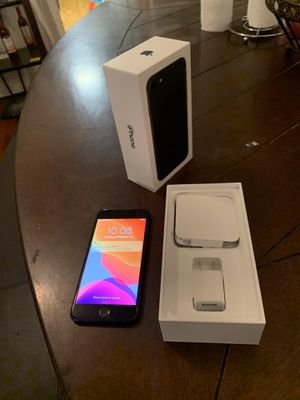Brand New - T/mobile (32gb) - IPhone 7/Black for Sale in Houston, TX