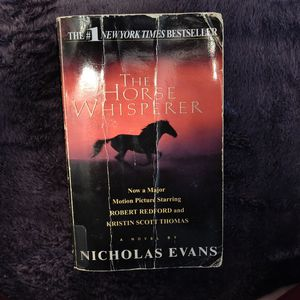 The horse whisperer by Nicholas evans for Sale in Oceanside, CA