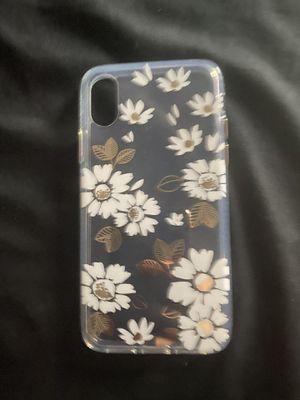 iphone xs case for Sale in San Antonio, TX