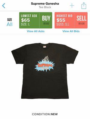 Supreme Ganesha Shirt XL for Sale in Frisco, TX