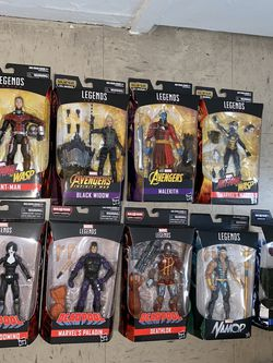 Marvel Legends Action Figure Bundle for Sale in The Bronx,  NY