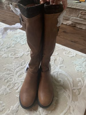 Brand new boots with Tags for Sale in Issaquah, WA