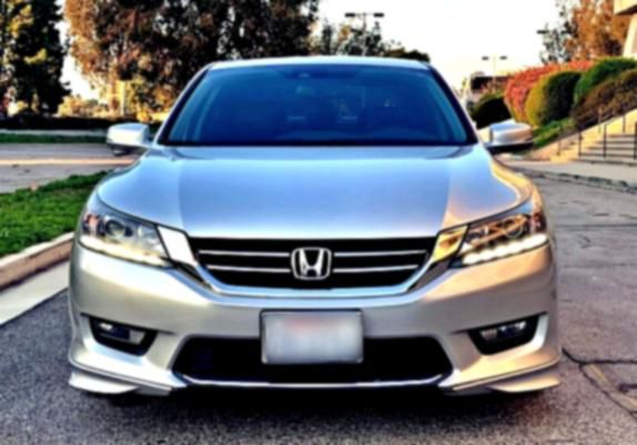 Sunroof _2O13_ Honda Accord V6