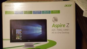Acer Aspire Z All in One for Sale in South Portland, ME